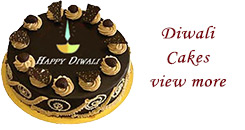 Send Diwali Cakes to Hyderabad