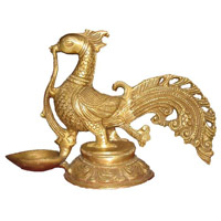 Online Brass Items Gifts to Hyderabad