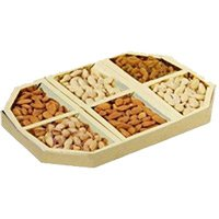 Place Online Order to Send 3 Kg Fancy Dry Fruits in Hyderabad. Christmas Gifts to Hyderabad