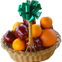 Send Christmas Gifts with Fresh Fruits to Hyderabad