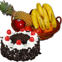 Get Fresh Fruits Basket in Hyderabad