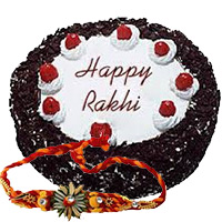 Same Day Rakhi Delivery to Hyderabad