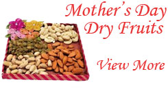 Send Mother's Day Dry Fruits to Hyderabad