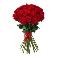 Diwali Flowers to Hyderabad containing Red Roses Bouquet 36 Flowers in Hyderabad