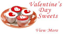 Valentine's Day Sweets to Hyderabad